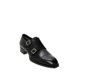 Tom Ford Strap Leather Shoe